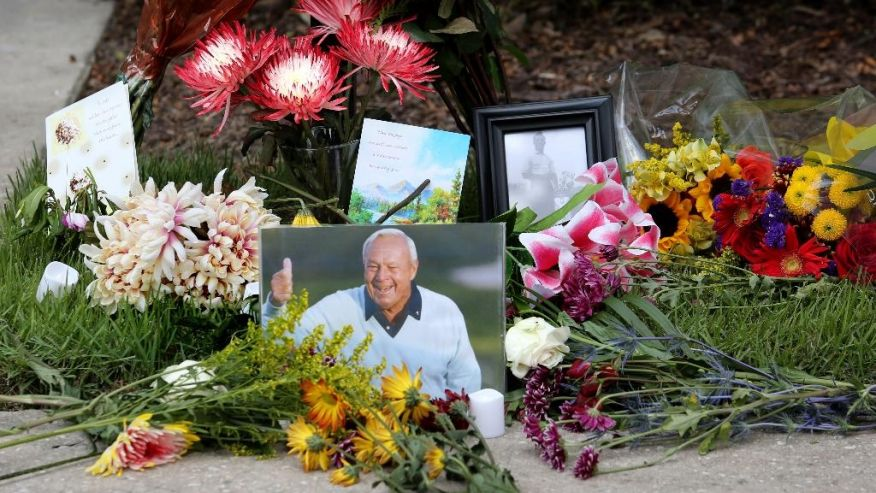 The passing of Arnold Palmer