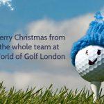 Christmas at World of Golf London